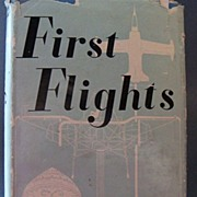 "Book ""First Flights:"" By Oliver Stewart"
