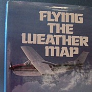 "Book ""Flying the Weather Map"" by Collins"
