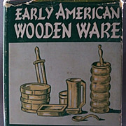 Early American Wooden Ware written by Gould