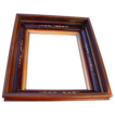 Pair of Victorian Walnut Shadow Box Frames