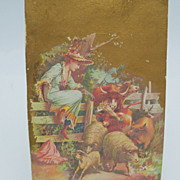 Three Advertising Trade Cards 'Swift and Co.&quot; Chicago