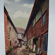"Tuck's Postcard ""Old Stratford on Avon"""