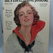 The Peoples Home Journal May 1923 Earl Christy Cover