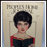 People's Home Journal May 1927 with Earl Christy Front Cover