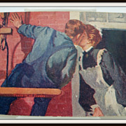 Postcard &quot;Tricks in all Trades&quot;