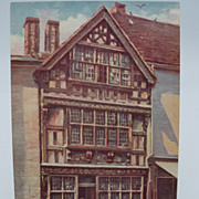 Three Tuck's Oilette Postcards Shakespeare Country Stratford on Avon