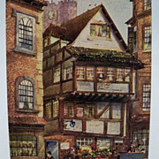 "Tuck's Postcard ""In Dickens Land"" Oliver Twist"