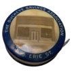Celluloid Flat Tape Measure of Ohio Bank