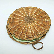 Sweet Grass Pins and Needle holder