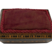 Tunbridge Ware Rectangular Pincushion