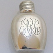 Unger Sterling Small Perfume Bottle