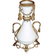 Spectacular Antique  Baccarat Opaline Vase