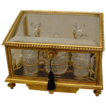 Grandest  Antique Baccarat Scent Casket &quot;LARGE&quot;