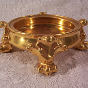 Vintage Limoges Punch Bowl Jardiniere Base