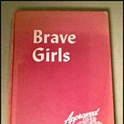 SALE Brave Girls: The Story of Girl Scouts & Girl Guides Underground WWII