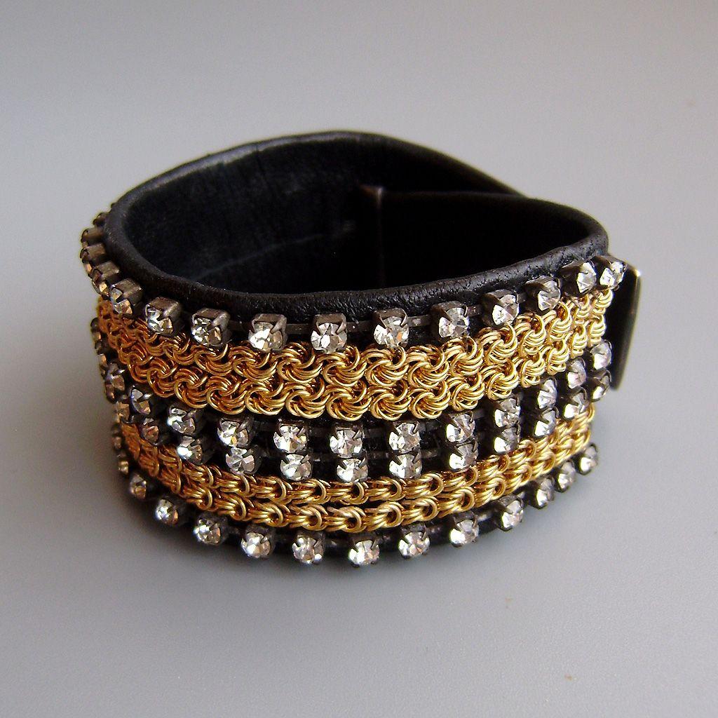 Crystal Bracelets Designs Crystals Bracelet Design