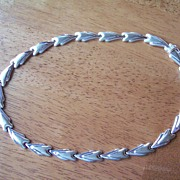 Italian Silver Necklace
