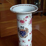 French-Style Floral Vase