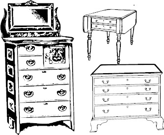 The Aging of Drawers