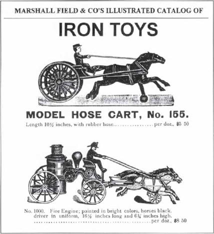 Castiron Toys 112