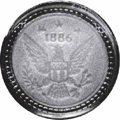 Fostoria Coin Glass