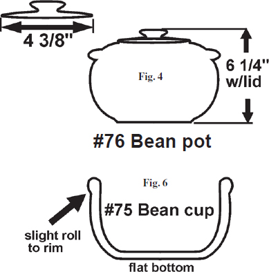 Watt Pottery Reproductions