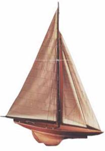 Pond Sail boats