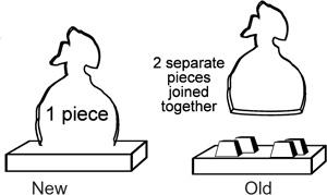 Clarice Cliff Figurines