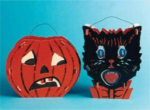 New Halloween lanterns