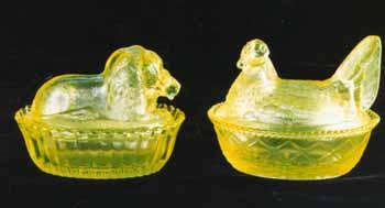 48fef4f35727c New Vaseline Glass Marked Westmoreland