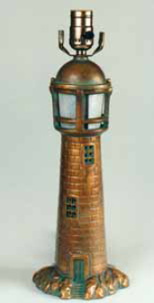 Reproduction of 1930s Lighthouse Lamp