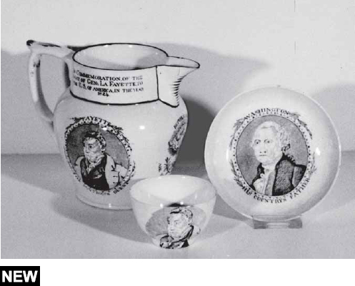 Anglo-American Historical Transferware