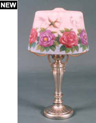 Pairpoint Puffy Lamp Shades