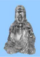 Large Cambridge Buddha reproduced