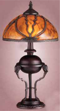 Imitations And Knock Offs Of Art Nouveau Lamps