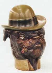 Yes... bulldog humidor is new