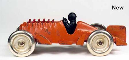 New Hubley racer fools experienced buyers