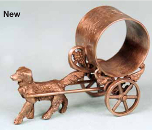How to Detect New Figural Napkin Rings