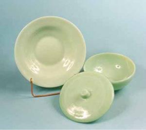 Jadite Glass from China