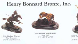 Whats the difference between Henry Bonnard and Henry-Bonnard About 100 years