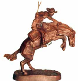 Everybody has a Frederic Remington for Sale
