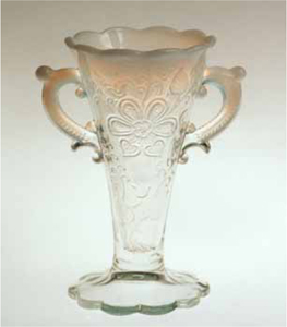 "Dugan ""Mary Ann"" Vase Reproduced from Original Mold"