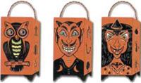 Vintage Look Halloween Lanterns