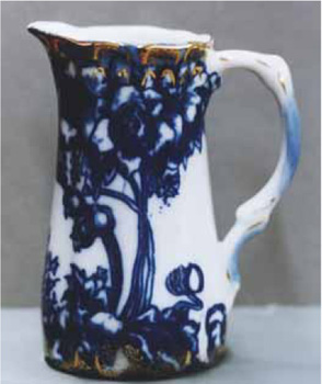 More Confusing Marks on Blue Decorated Pottery