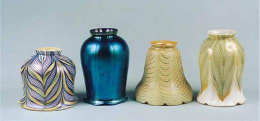 Art Glass Shades - Original or Copy?