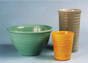 New Bauer Pottery