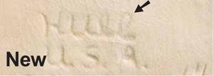 Hull Pottery Wall Pockets Reproduced