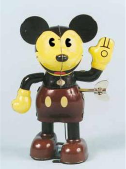 Look at mark on new Disney toys