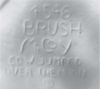 Brush-McCoy vs. Brush McCoy: Cookie Jars
