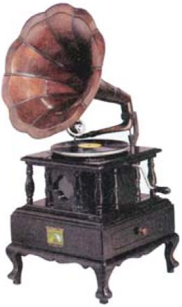 New Phonographs in Floor Models